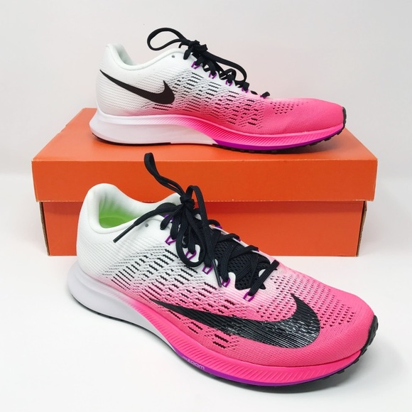 f67f28a81d8f9 NEW Nike Run Fast Light Air Zoom Elite 9 Sneaker. M 5b8601dff41452d030185586